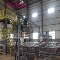 环保型全自动水泥发泡板设备生产线达国家使用标准投资好项目