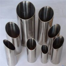供应304不锈钢镜面管 镜面不锈钢管 扶手类不锈钢管 亮面不锈钢管 非标定做