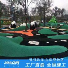 彩色压模地坪上海专业施工单位
