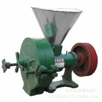 河北养殖磨面机 家用地瓜土豆淀粉机 圣鲁牌多功能粉碎磨面机价格