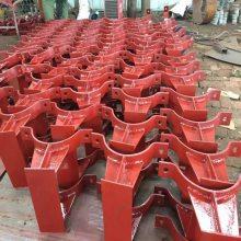 高压减震管托 J7高压减震管托 支吊架管托厂家定做