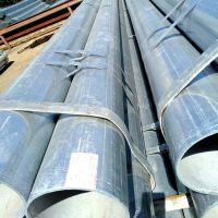 优质国标Q235B正大镀锌钢管南京滁州高淳配送到货