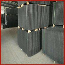 护栏网片黑丝焊接网片 铺地面铁丝网生产 防裂路面网兴来