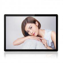 深圳厂家供应43英寸壁挂安卓版广告机网络版液晶显示器广告屏