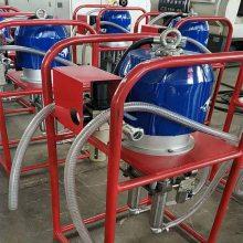 2ZBQS-12/10气动双液注浆泵可调速 双液多功能注浆泵