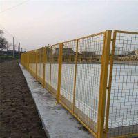 成都隔离栅护栏网 新型车间隔离网 绿色隔离栅
