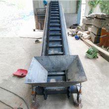 化肥厂装车皮带输送机 水泥卸车带式输送机 粮食出库装车皮带机