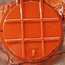 河道拍门的安装 dn1600河渠道拍门的使用 厂家直销支持定制