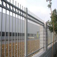 围墙护栏 围墙围栏价格 厂区绿化栏杆