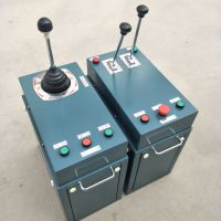 起重机联动台厂家 QT5-013/14型联动控制器 双手柄操作台