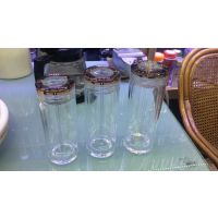 思宝水晶之梦双层玻璃杯 西安思宝玻璃杯专卖滴水不漏双层隔热透明杯