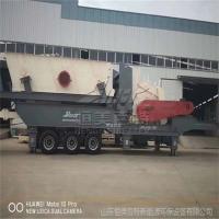 济南销售山石破碎机 建筑垃圾处理设备报价