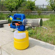 便携式手提烟雾机使用原理 养殖场灭菌消毒机 舞台摄影烟雾机