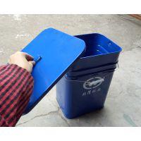 农户组合垃圾桶 分类小垃圾箱 金属垃圾箱 大量批发小垃圾桶