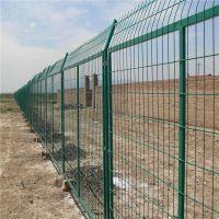 铁路隔离栅 围墙护栏多少钱 勾花网围栏网