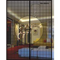 夹丝移门玻璃专业厂家生产
