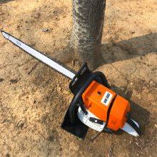 合资汽油挖树机 大马力链锯式挖树机 手持式起苗挖树机