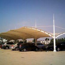 车棚-苏州创锦帆装饰工程有限公司车棚-膜结构车棚厂家