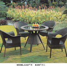 大连户外铸铝桌椅不变形不变色易打理高性价比量大批发