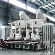 新型刨花颗粒机 时产10吨生物质杨木颗粒机