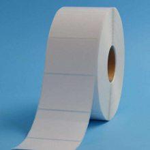 定制条码纸空白卷筒铜版纸不干胶空白彩色印刷贴纸可印刷ogo