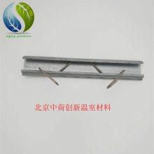 温室大棚压膜线挂钩作用