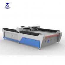 山东沙发布艺材料激光机切割裁剪设备