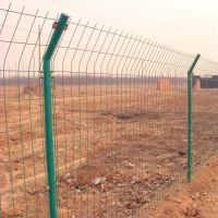 双边丝林园养殖网 道路护栏 小区隔离栅栏