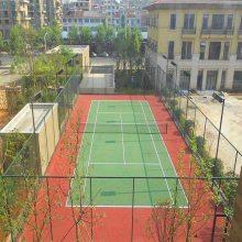 网球场护栏网高度球场围栏厂家