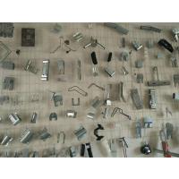 镀锌钢管大棚配件厂家_U型卡 卡槽 卡簧 拱管 压顶簧