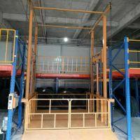 天城重工直销1吨-10吨货运电梯/电动液压升降台/导轨式升降货梯