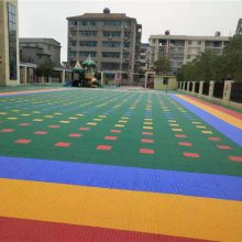 幼儿园塑胶地面价格-幼儿园塑胶地面-康瑞特体育(查看)