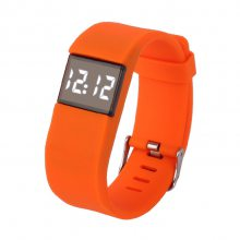 时霸手表批发厂家直销外贸新款创意硅胶led电子表
