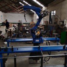 MOTOMAN-750A自动电焊机器人 机器人自动焊接 焊接机械手