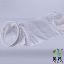 耐高温除尘布袋厂家-奥凯ptfe布袋ptfe覆膜布袋