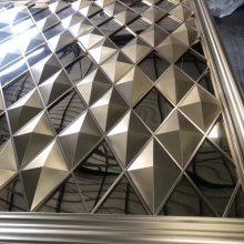 铝雕金属花格,定制铝雕装饰隔断