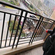锌钢阳台护栏_飘窗护栏、室内阳台护栏、安装快捷、经久耐用、新力金属制品