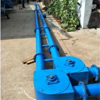 细粉料用管链输送机 无缝管粉料专用管链机