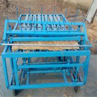 蒲草编织机 自动型草帘机 大型草帘机