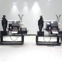 家用小型1公斤咖啡生豆烘焙机 专业咖啡生豆烘焙机器 便携式咖啡烘焙机 南阳东亿
