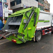 云南环卫保洁车 徐工3吨压缩式垃圾车多少钱一台