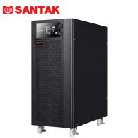 山特ups不间断电源C10K在线式10KVA/9000W内置蓄电池标机房服务器