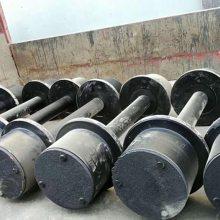铸铁矿车轮对厂家 铸钢矿车轮对 450-900mm矿车单轮轮对