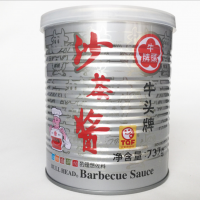 台湾牛头牌沙茶酱 火锅蘸料 炒饭拌面海鲜酱手抓饼酱料批发
