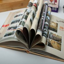 精装书印刷制作-盈联印刷出货快-佛山精装书印刷