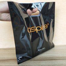 厂家生产手提袋服装袋,四指袋,定制15丝30*50塑料手提袋