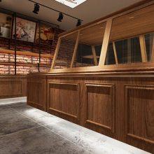 郑州面包房装修设计-这样装修更能吸引顾客