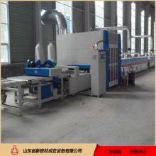 山东创新水泥发泡板生产线机械自动化