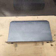厂家直销钢板防护罩 工业机床导轨钢板防护罩 不锈钢钣金护罩