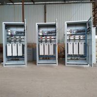 云龙区恒压供应冷热水变频器控制柜 配7寸人机界面变频柜